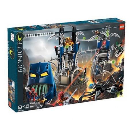 Lego  Bionicle  PIRAKA STRONGHOLD  ( 8894 )