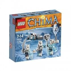 Lego Chima - Tribù degli Orsi (70230)