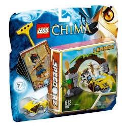LEGO Chima - Le porte della giungla  (70104)