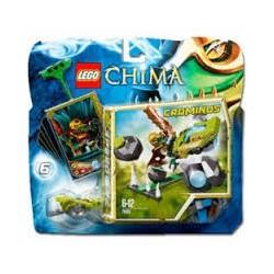 Lego Chima - Il Cerchio di Fuoco (70100)