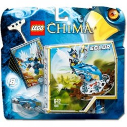 Lego Chima - Salto nel nido (70105)