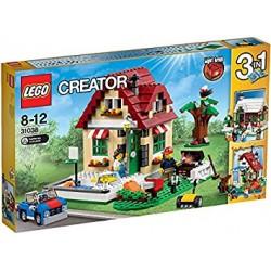Lego CREATOR 3in1 - Le 4 Stagioni