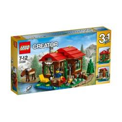 Lego CREATOR 3in1 - Baita sul Lago (31048)