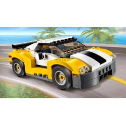 Lego CREATOR 3in1 - Auto Sportiva gialla (31046)