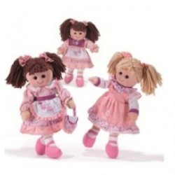 Plush & Company  ROSALINDA Bambola  Di Pezza 35 CM