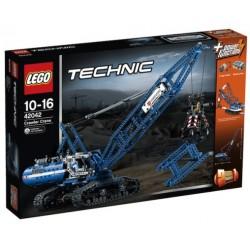 Lego TECHNIC - Gru Cingolata (42042)