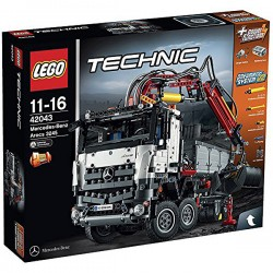 Lego TECHNIC - Mercedes Benz Arocs (42043)