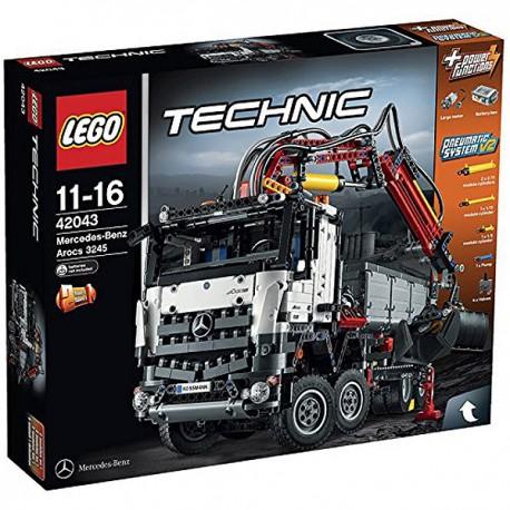 Lego TECHNIC - Mercedes Benz Arocs (42043)
