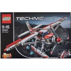 Lego TECHNIC - Aereo Antincendio (42040)