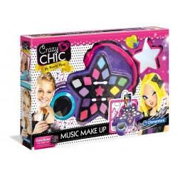 Clementoni Crazy Chic - Music Make Up