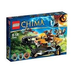 LEGO Chima  – Il Cingolato Leone di Laval (70005)