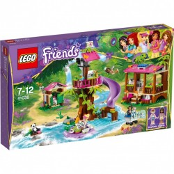 Lego Friends - Base di soccorso tropicale (41038)