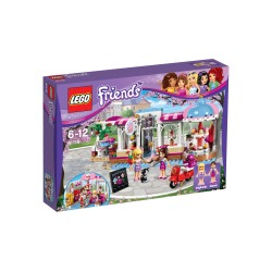Lego Friends - Il Cupcake cafè di Heartlake (41119)