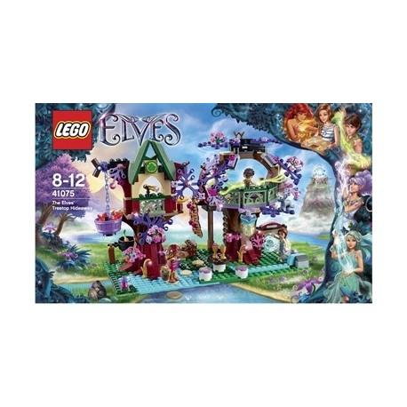Lego Elves - Il rifugio nella foresta degli Elfi (41075)