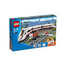 Lego CITY - Treno passeggeri alta velocità (60051)