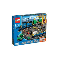 Lego CITY - Treno merci (60052)