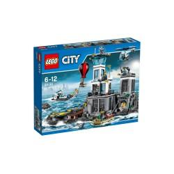 Lego CITY - La caserma della polizia dell'isola (60130)