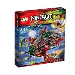 Lego NINJAGO - Il R.E.X. di Ronin (70735)