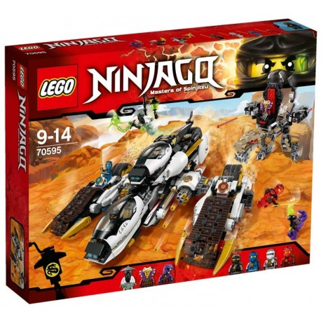 Lego NINJAGO - Raider Ultra Sonico (70595)