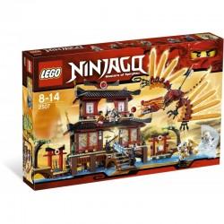 Lego Ninjago -  Il Tempio del Fuoco (2507)