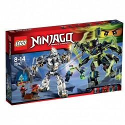 Lego NINJAGO - La battaglia dei robo-titani (70737)