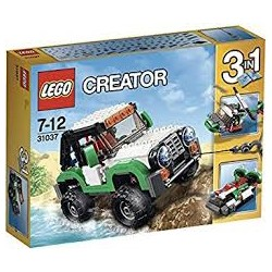 Lego Creator - Veicoli d'avventura (31037)