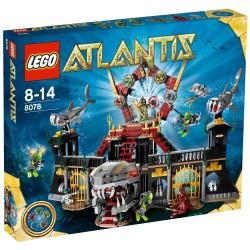 Lego ATLANTIS 8078 Il Portale di Atlantis