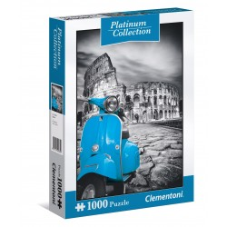 Clementoni -Puzzle - 1000 pcs - Platinum Collection - The Colosseum