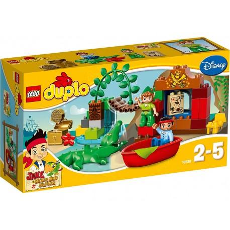 Lego DUPLO - Bucky il vascello di Jake (10514)