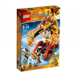 Lego CHIMA Leone di Fuoco di Laval