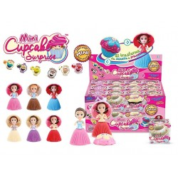 Grandi Giochi - Bambola MINI CUPCAKE SURPRISE