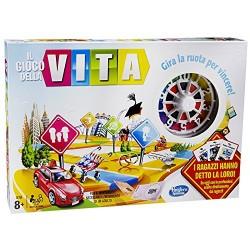 Hasbro Gaming - IL GIOCO DELLA VITA