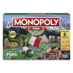 Hasbro Gaming - MONOPOLY ITALIA
