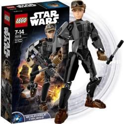 LEGO STAR WARS SERGENT JYN ERSO - 75119