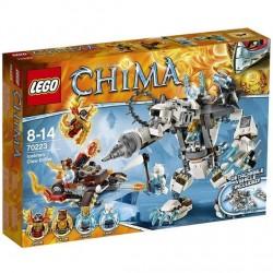 Lego Chima L'artiglio-trivella di icebite