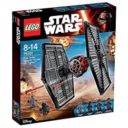 LEGO STAR WARS - FIRST SPECIAL FORCES TIE FIGHTER - 75101