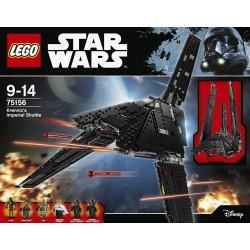 LEGO STAR WARS - Shuttle imperiale di Krennic - 75156