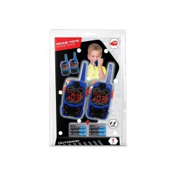 Dickie Toys - Walkie Talkie 80 metri