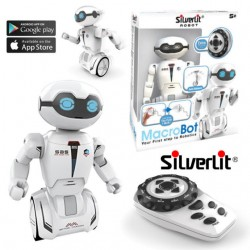 Macrobot Robot Interattivo