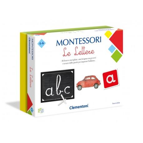 Clementoni - MONTESSORI - Le Lettere