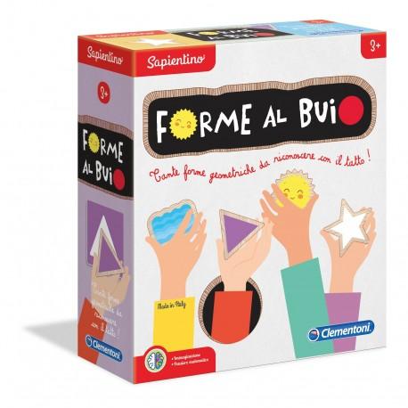 """Clementoni """" l'emozione di imparare """" - FORME AL BUIO"""