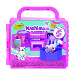 CRAYOLA WASHIMALS - Set Salone di Bellezza