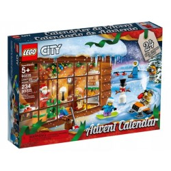 Calendario dell'Avvento LEGO City 60235