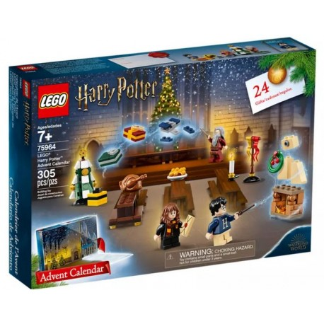 Calendario dell'Avvento LEGO Harry Potter