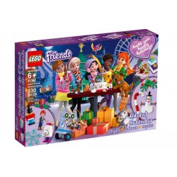 Calendario dell'Avvento LEGO Friends