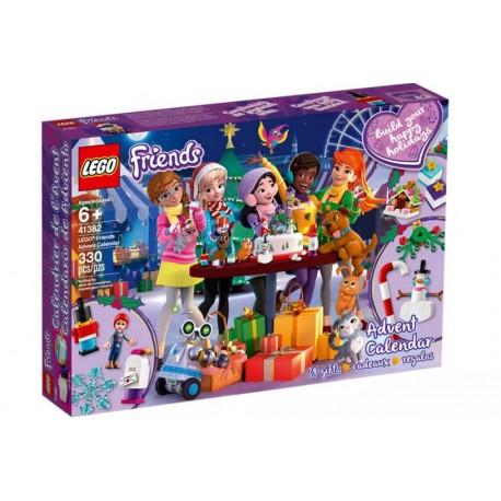 Calendario dell'Avvento LEGO Friends