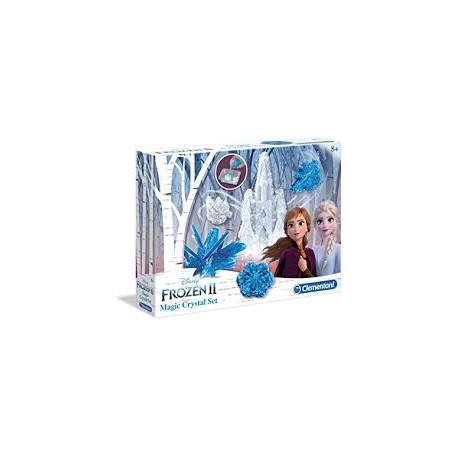 Clementoni Disney FROZEN2 Magic Crystal Set