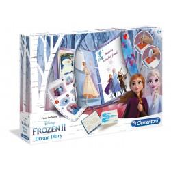 Clementoni Disney Frozen 2 - Dream Diary