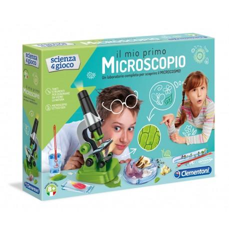 """Clementoni Scienza & Gioco """" Il mio primo microscopio """""""