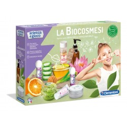 """Clementoni Scienza & Gioco """" La Biocosmesi """""""